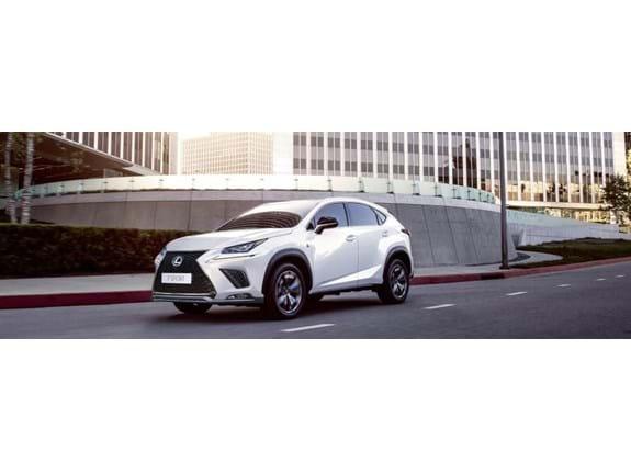 300h 2 5 F-Sport 5dr CVT [Takumi Pack/Panroof] Lexus Nx SUV