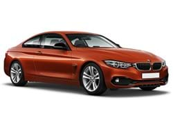 BMW 4 Series Diesel Coupe 420d (190) M Sport (Professional Media)