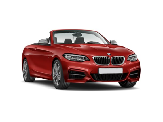 BMW 2-SERIES CONVERTIBLE-M240 M240I-2DR-NAV Lease Deals