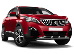 PEUGEOT 3008 SUV Lease Deals | Synergy Car Leasing™
