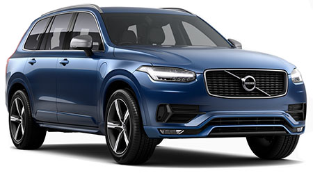 volvo xc90 suv lease contract hire synergy car leasing. Black Bedroom Furniture Sets. Home Design Ideas