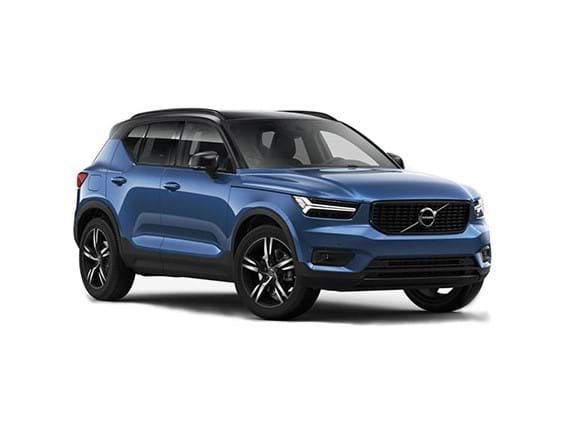 VOLVO XC40 SUV 2 0-T5-R-DESIGN-PRO-5DR-AWD-GEARTRONIC Lease