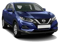 NISSAN QASHQAI DIESEL HATCHBACK (2017) 1.5 dCi [115] N-Connecta [Glass Roof Pack] 5dr