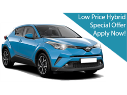 Top Hybrid Electric Lease Deals Synergy Car Leasing