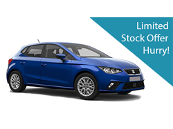 SEAT IBIZA HATCHBACK (2017) 1.0 SE Technology [EZ] 5dr 2019