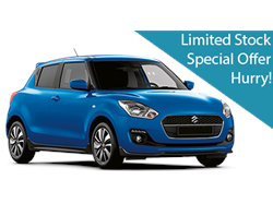 SUZUKI SWIFT HATCHBACK (2017) 1.0 Boosterjet SZ-T 5dr 2017