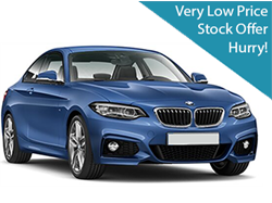BMW 2 SERIES COUPE (2017) 218i M Sport 2dr [Nav]