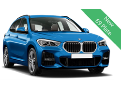 BMW X1 ESTATE sDrive 20i M Sport 5dr Step Auto