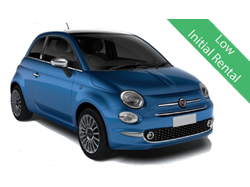 Fiat 500 HATCHBACK (2015) 1.2 Lounge 3dr