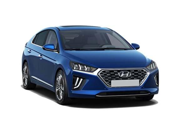 1 6 Gdi Hybrid 1st Edition 5dr Dct Hyundai Ioniq Hatchback Lease Deals Synergy Car Leasing