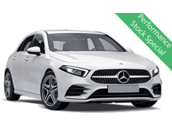 Mercedes-Benz A Class AMG Hatchback A35 4Matic Executive 5dr Auto