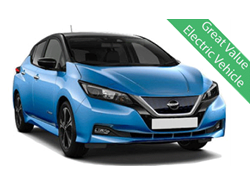 NISSAN LEAF HATCHBACK (2018) N-Connecta 5dr Auto 2018