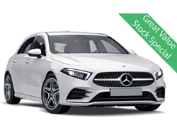 Mercedes-Benz A Class Hatchback A200 AMG Line Executive 5dr Auto