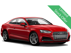 AUDI A5 COUPE (2016) 35 TFSI Sport 2dr S Tronic 2019