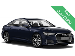 Audi A6 DIESEL SALOON [2018] 40 TDI S Line 4dr S Tronic [Tech Pack] [2019]