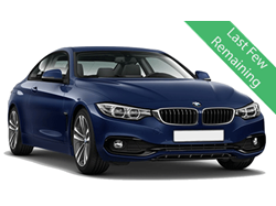 BMW 4 Series Diesel Coupe 420d (190) M Sport Auto (Professional Media)