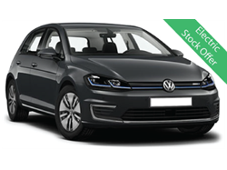VOLKSWAGEN GOLF HATCHBACK (2017) e-Golf 5dr Auto