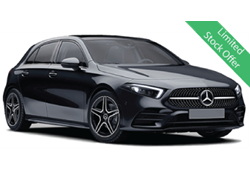 Mercedes-Benz A Class Hatchback A180 AMG Line Executive 5dr Auto
