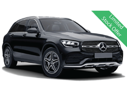 Mercedes-Benz GLC DIESEL ESTATE GLC 300de 4Matic AMG Line 5dr 9G-Tronic