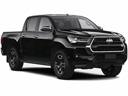 Toyota HILUX DIESEL Invincible D/Cab Pick Up 2.8 D-4D