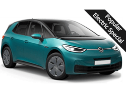 Volkswagen ID3 ELECTRIC HATCHBACK 150kW Life Pro Performance 62kWh 5dr Auto