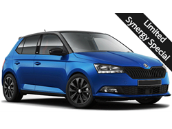 Skoda Fabia Hatchback Special Editions 1.0 MPI Colour Edition 5dr
