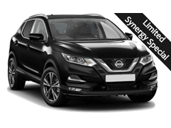 Nissan QASHQAI HATCHBACK 1.3 DiG-T 160 [157] N-Connecta 5dr DCT Glass Roof